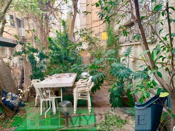 דירת קרקע בשדרות בן גוריון 2