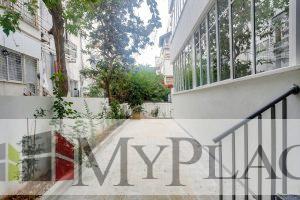 A renovated garden apartment in Yosef Eliyahu