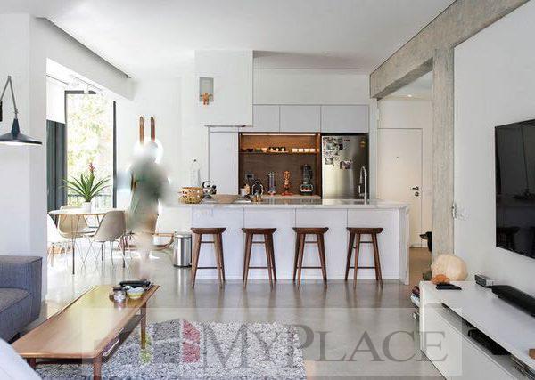 בצבי שפירא הדירה הכי יפה בעיר 3