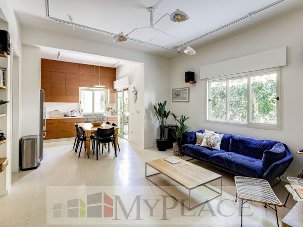 On Ben Zion Boulevard a fabulous garden apartment 2