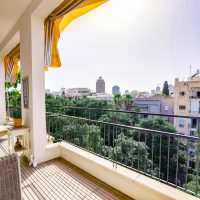 On Sderot Chen A Renovated Apartment