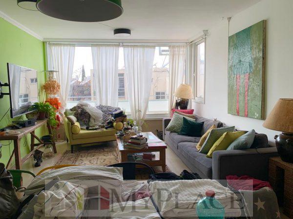 בקרבת גן העיר דירת גג 4 חד עם מעלית וחניה 2
