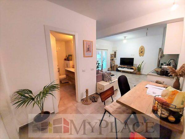 A Garden Apartment In Yosef Eliyahu 3