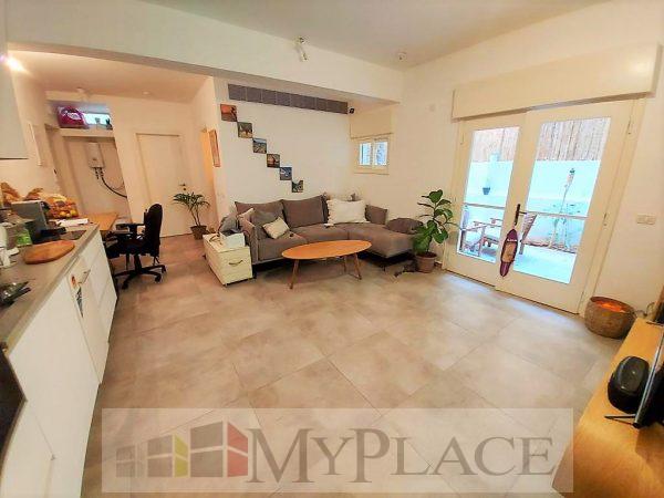 A Garden Apartment In Yosef Eliyahu 2