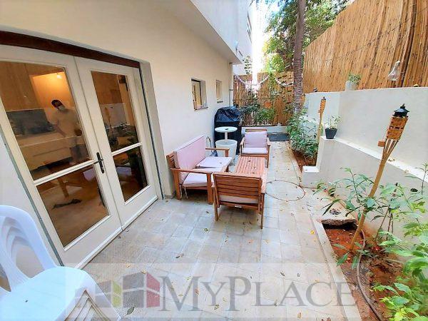 A Garden Apartment In Yosef Eliyahu 1