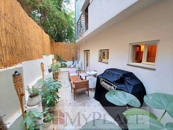 A Garden Apartment In Yosef Eliyahu 4