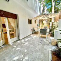 A Garden Apartment In Yosef Eliyahu
