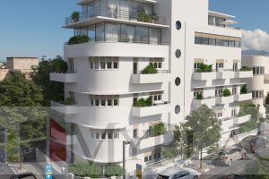 A new panoramic penthouse in the heart of the city.