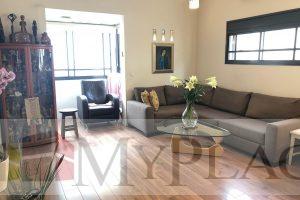 2 rooms, renovated on Natan HaHaham