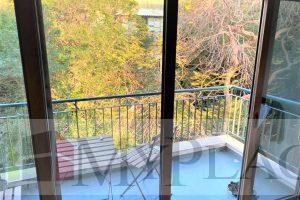 """דירת 130 מ""""ר עם מעלית ומרפסת שמש"""