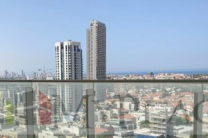 IN PRESTIGIOUS TOWER ON ROTHSCHILD BOULEVARD