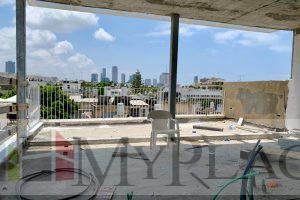 A Penthouse near Sderot Chen