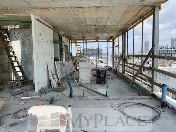 פנטהאוז בבניין חדש בקרבת שדרות חן 2