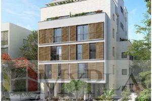 בבניין חדש ברחוב אנטוקולסקי פנטהאוז נדיר