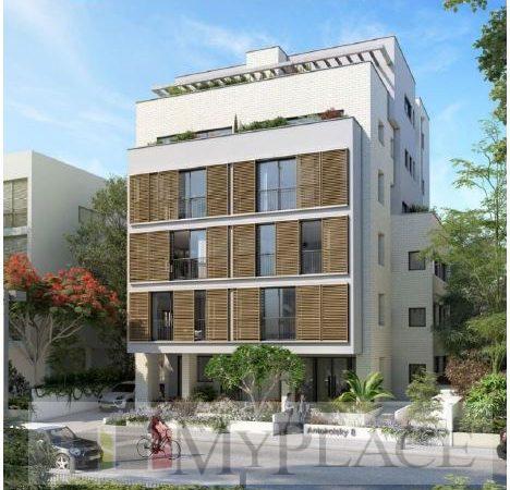בבניין חדש ברחוב אנטוקולסקי פנטהאוז נדיר 1