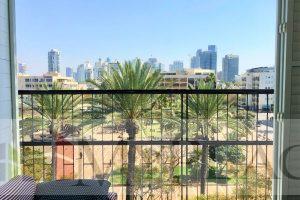 דירת ענק במרכז העיר עם מעלית ונוף פתוח