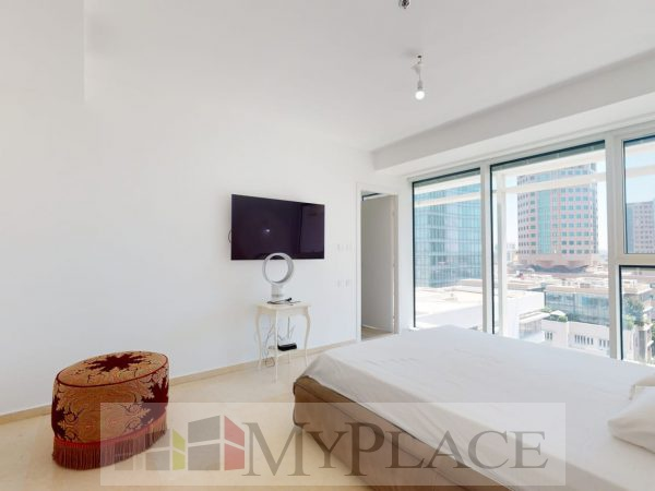 In A Luxury Tower On Rothschild Boulevard 5