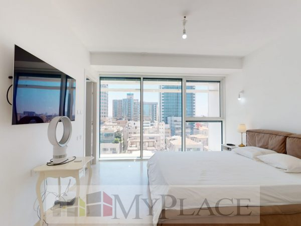 In A Luxury Tower On Rothschild Boulevard 7