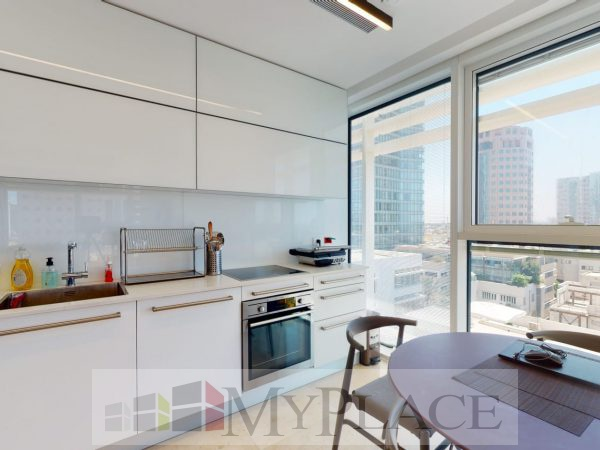In A Luxury Tower On Rothschild Boulevard 4