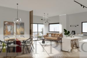4 Room Apartment In A Boutique Project