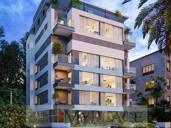 דירת ענק בפרויקט בוטיק ברחוב פייבל 1
