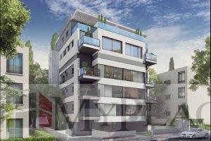דירת ענק בפרויקט חדש ברחוב פייבל