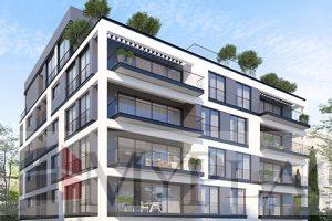 Luxury Penthouse In A Prestigious Project
