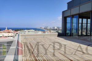 An Amazing Penthouse In North Jaffa