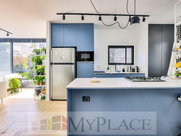 בלב השקט דירה מעוצבת אדריכלית 3