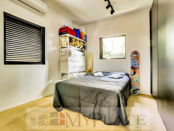 בלב השקט דירה מעוצבת אדריכלית 9