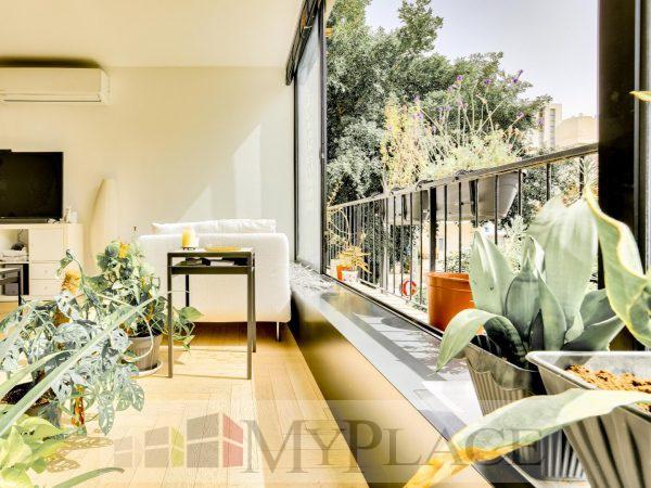 בלב השקט דירה מעוצבת אדריכלית 5
