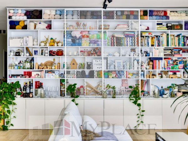 בלב השקט דירה מעוצבת אדריכלית 6
