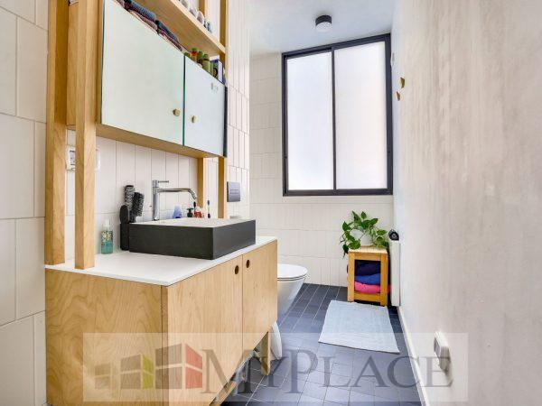 בלב השקט דירה מעוצבת אדריכלית 10
