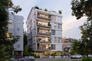 Boutique New Project In TLV Old North