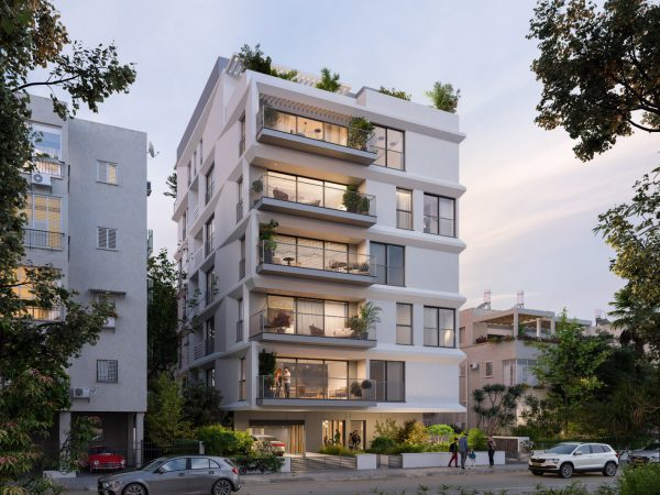 A New Project In TLV Old North 2