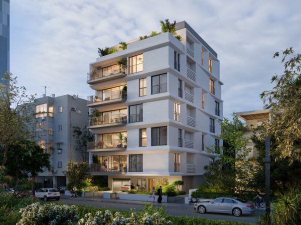 A New Project In TLV Old North 1