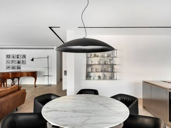 דירה יוקרתית בבניין חדש בלב העיר 2