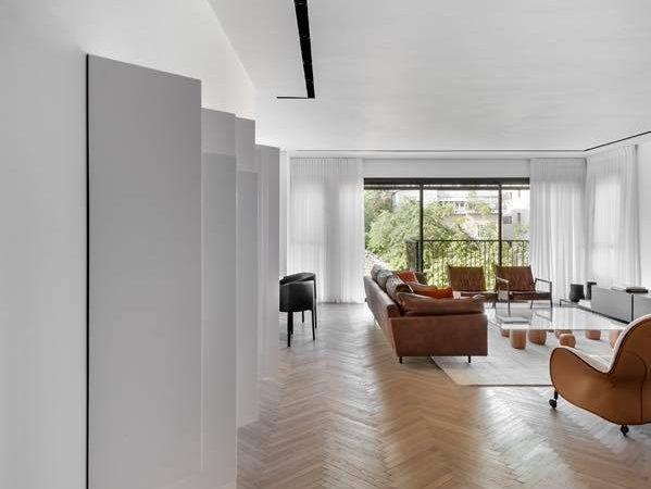 דירה יוקרתית בבניין חדש בלב העיר 6