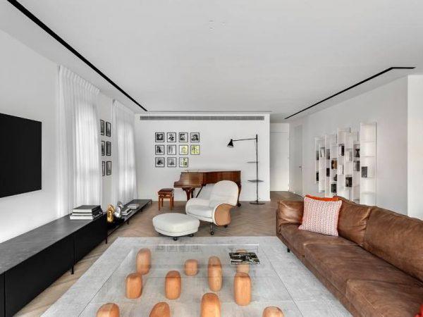 דירה יוקרתית בבניין חדש בלב העיר 3