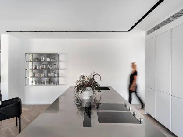 דירה יוקרתית בבניין חדש בלב העיר 4