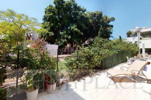 Beautiful Garden Apt In Assuta Village Towers