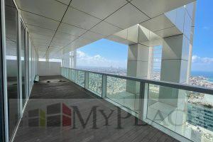 Breathtaking Penthouse In Meier Tower